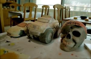 Boys' Ceramics