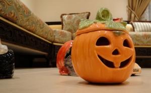 Color Me Mine - Ansam's Pumpkin