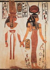 Egyptian Drawings Male_Female