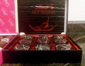 Hot Pralines