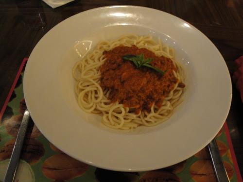 C&M Spaghetti Bolognese
