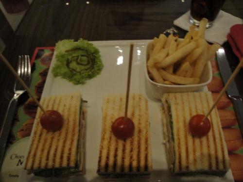 C&M Club Sandwich