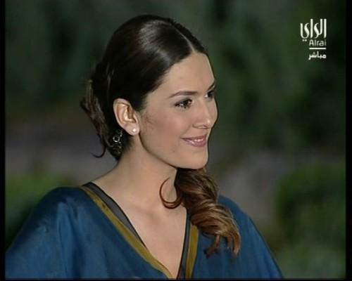 AlRai TV - Halima Boland Interview Turkish Cast