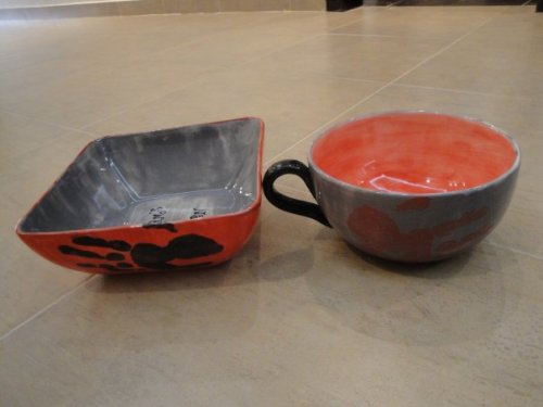 Mega Cup + Bowl - Ansam's Kitchen