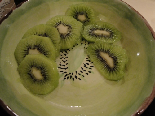 My Kiwi Plate