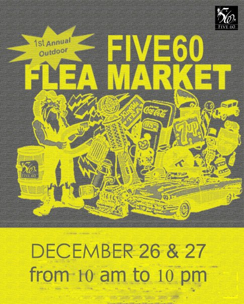 FIVE60 Flea Market