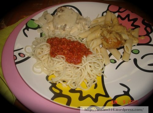 Spaghetti Bolognese - Our Cook