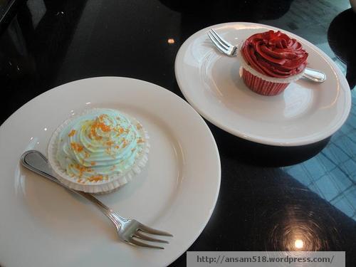 D&D cupcakes