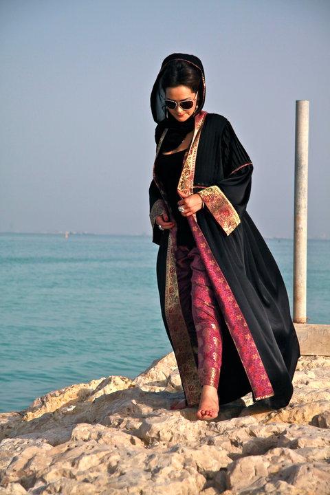 2014 Abaya magnificence different Sabaya new-style-abaya-07.j