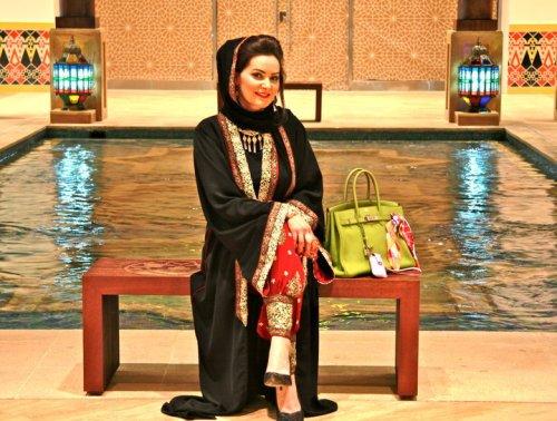 2014 Abaya magnificence different Sabaya new-style-abaya-10.j
