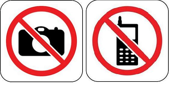 No Mobile & No Cameras at Weddings | FIVE ONE EIGHT